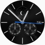 Analog Watch Face