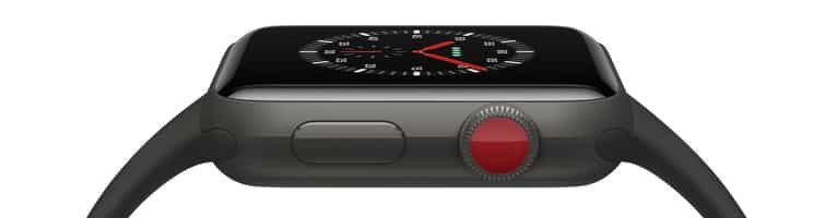 LTE apple watch