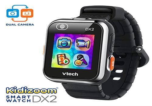 VTech KidiZoom Smartwatch DX2 Black