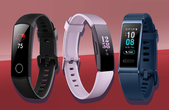 best fitness trackers for women 2020